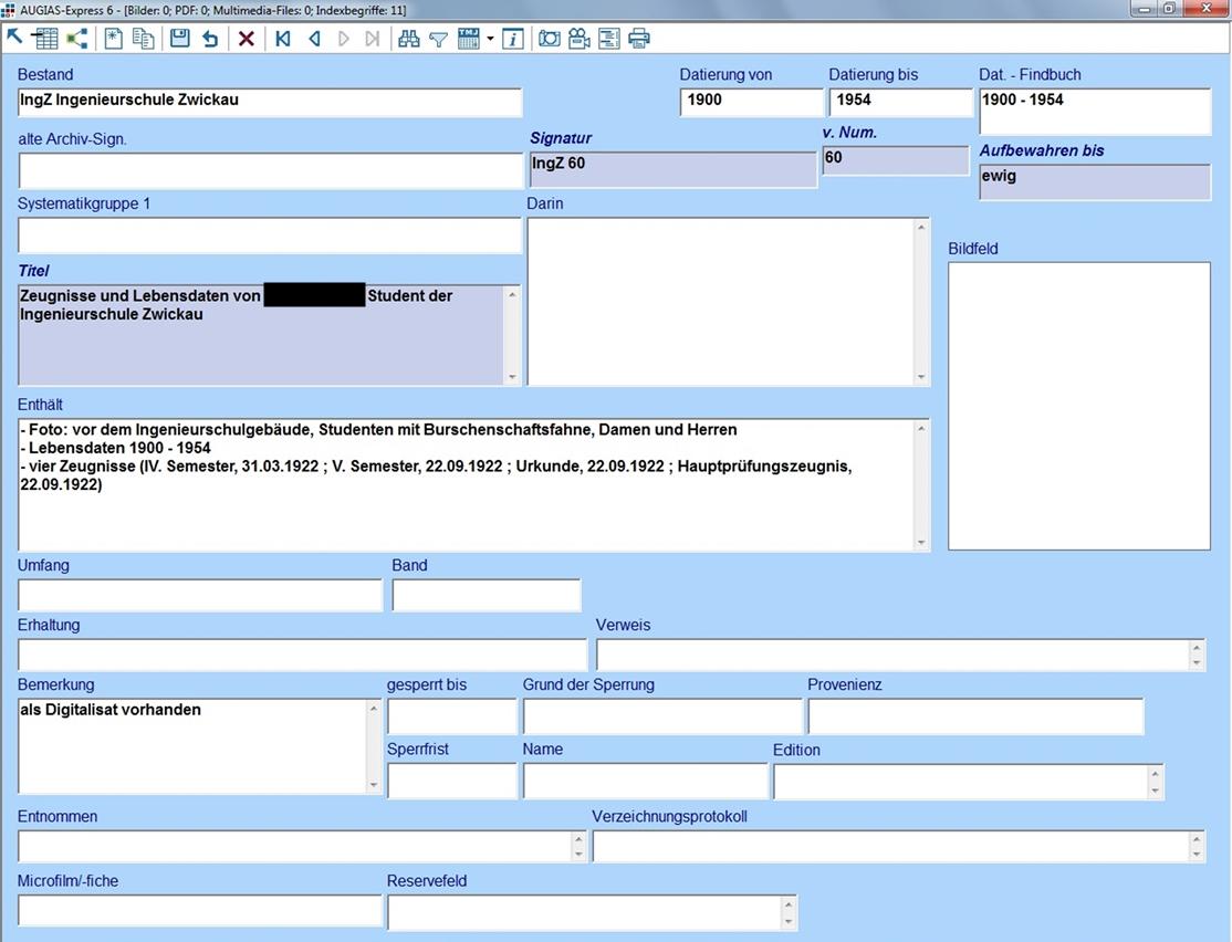 Augias-Screenshot