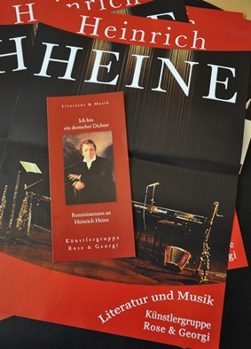 Heinrich Heine Vortrag
