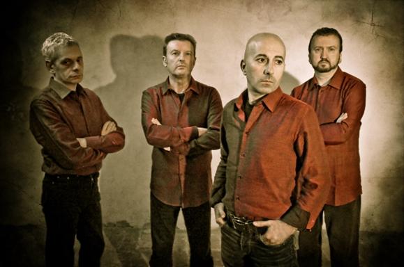 Die vier Musiker gelten als eine der besten Ethno-Jazz-Bands Italiens. (Foto: Luca-Donini-Quartett)