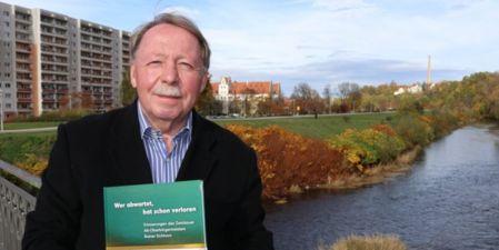 Portraitfoto von Herrn Eichhorn