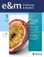Titelbild der Zeitschrift Ernährung & Medizin